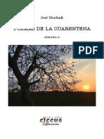 Poemas de La Cuarentena