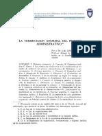 LA TERMINACIÓN ANORMAL DEL PROCESO ADMINISTRATIVO.pdf