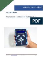 Manual Operação - ACLIN CHECK