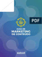 Guia Marketing de Conteúdo | ABRADI SP