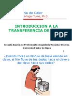 INTRODUCCION TRANSFERENCIA