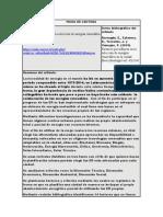 FICHA DE LECTURA 3. fundamentos y generalidades