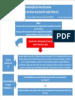 Fluxograma - Dinamização do ônus da prova - Vitor Gonçalves Machado