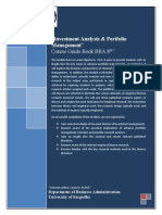 Investments Course Guide Book_WPS PDF convert