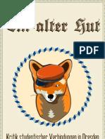 Ein alter Hut – Kritik studentischer in Dresden