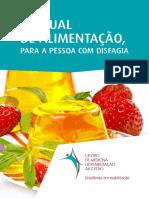 Manual Alimentação Para Disfagia