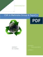 CSR Assignment