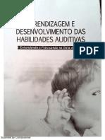 Aprendizagem e Desenvolvimento Das Habilidades Auditivas
