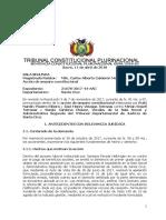 SENTENCIA098_2018-S2 nadie puede invocar la lesion a sus derechos en su propio error o negligencia.pdf