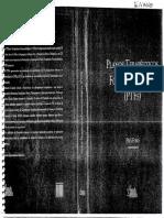 Planos Terapêuticos Fonoaudiológicos (PTFs) - Volume 1