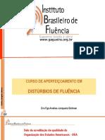 Etiologia - Gagueira e Linguagem