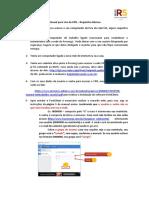 SESRS - Manual para uso da VPN