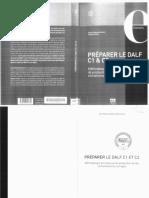 PRÉPARER LE DALF C1 & C2 3