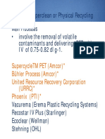 superclean recycling