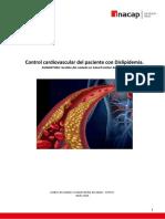 informe caso clinico dislipidemia