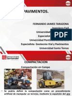 DIAPOSITIVAS PAVIMEMTO CLASE 4 TEORIA DE LA COMPACTACION  Y TRANSITO