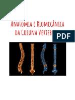 Anatomia e Biomecânica da Coluna Vertebral