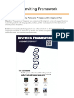 Shaw the Inviting Framework Final