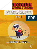ESCALAS - METODO para bandas de viento metal y percusion - Miguel Angel ....pdf