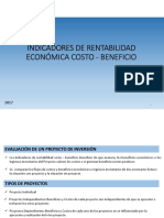 2017Criterios para la Decision de Inversiones - Indicadores