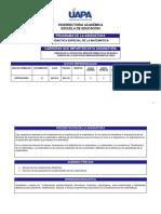 EDU-619  DIDACTICA ESPECIAL DE LA MATEMATICA (1)