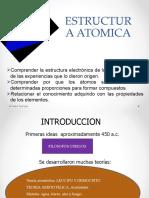 Clase Estructura Atomica 2015-2