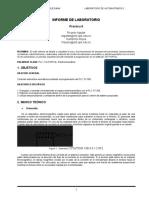 Informe 6 Laboratorio de automatismos