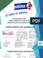 diapositivas Colombina S.A