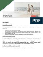 BANCO RIO PLATINUM