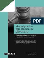 Manual práctico para abogados de divorcio.pdf