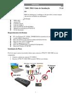 PVR-TV 300U PRO Installation Guide V1.0 Por