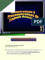 Cooperativas de Trabajo Asociado.pps