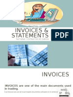 INVOICES & STATEMENTS
