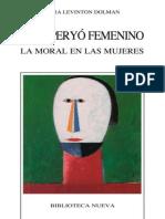 El superyó femenino_ La moral en las mujeres - Nora Levinton Dolman.epub