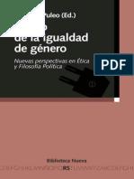 EL RETO DE LA IGUALDAD DE GÉNERO - ALICIA H. PULEO.epub