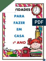 ATIVIDADES PARA FAZER EM CASA 5º ANO PDF.pdf