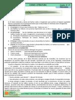 1.- LITERATURA. 4. 5. PRIMARIA