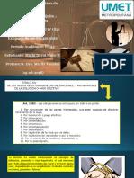 Extinción de las Obligaciones (Código Civil IV).