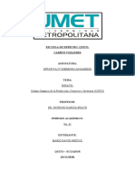 Derecho Aduanero - Código Orgánico de la Producción, Comercio e Inversión (COPCI).