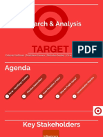 copy of benchmark research and analysis