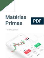 Ebooks Matérias-primas