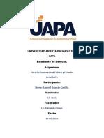 derecho internacional publico y privado tarea #4