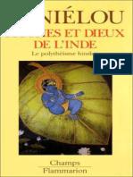 Alain Daniélou - Mythes et Dieux de l'Inde.epub