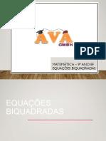 EquaçõesBiquadradas.pdf