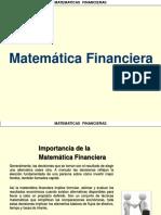 Matematicas finacieras seccion 1 alumno