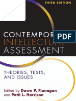 Dawn P. Flanagan, Patti L. Harrison - Contemporary Intellectual Assessment_ Theories, Tests, and Issues (2012, The Guilford Press).pdf