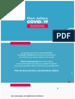COVID - 19 | Plan de Reconversión y Escalamiento Jalisco