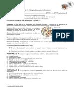 3° Guía n°1 Estadística 2020