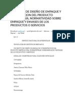 PROYECTO DE DISEÑO DE EMPAQUE Y PRESENTACION DEL PRODUCTO METROLOGÍA.docx