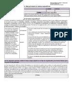 4M PSU Guía 3. Idea principal en textos expositivos